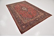 Link to 6' 3 x 9' 9 Mashad Persian Rug