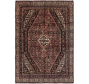 Link to 7' 4 x 10' 5 Hamedan Persian Rug