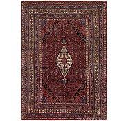 Link to 8' 2 x 11' 5 Joshaghan Persian Rug