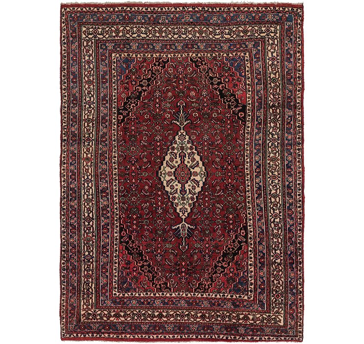 250cm x 348cm Joshaghan Persian Rug
