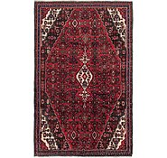 Link to 5' 8 x 8' 10 Hamedan Persian Rug