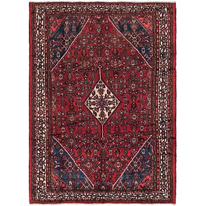 Link to 6' 9 x 9' 9 Hamedan Persian Rug item page