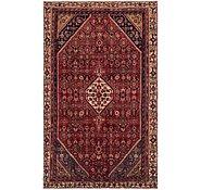 Link to 6' 3 x 10' Joshaghan Persian Rug
