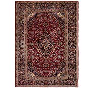 Link to 8' 3 x 11' Kashan Persian Rug
