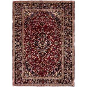 8' 3 x 11' Kashan Persian Rug