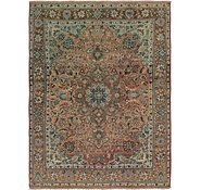 Link to 9' 2 x 12' 8 Tabriz Persian Rug
