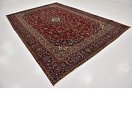 Link to 8' 9 x 13' Kashan Persian Rug