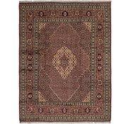 Link to 8' 7 x 11' 5 Tabriz Persian Rug