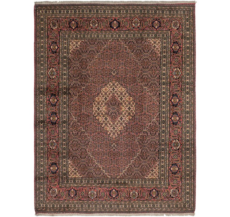 8' 7 x 11' 5 Tabriz Persian Rug