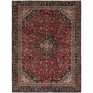 8' 10 x 11' 8 Mashad Persian Rug