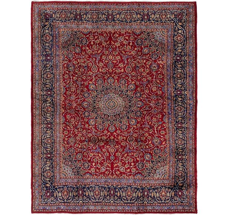 9' 10 x 12' 9 Kashmar Persian Rug