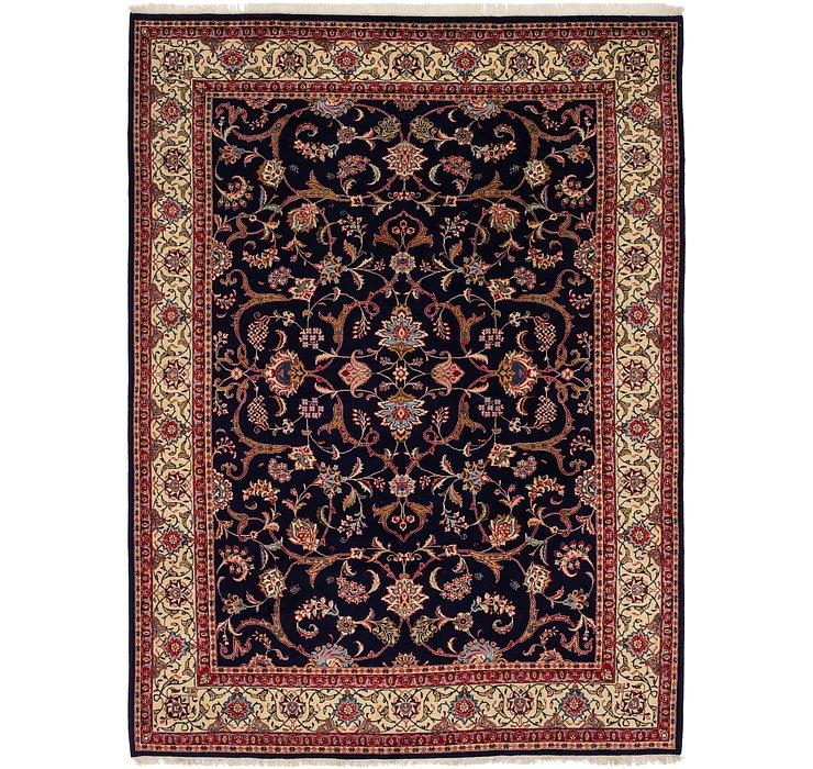9' x 12' 4 Mahal Persian Rug
