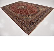 Link to 9' 6 x 15' 3 Kashan Persian Rug