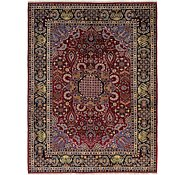 Link to 8' 8 x 13' Isfahan Persian Rug