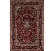 Link to 9' 9 x 14' 3 Kashan Persian Rug
