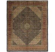 Link to 9' 9 x 11' 4 Tabriz Persian Rug