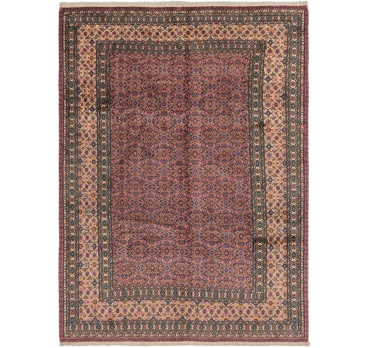 7' x 9' 7 Tabriz Persian Rug
