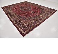 Link to 9' 10 x 11' 5 Mashad Persian Rug