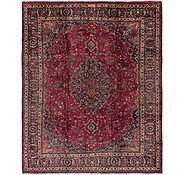 Link to 9' 10 x 11' 5 Mashad Persian Rug