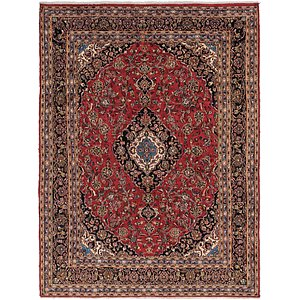 Link to 8' x 11' Mashad Persian Rug item page