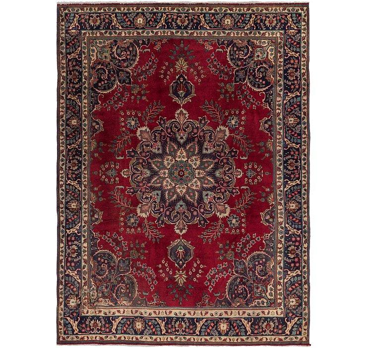 9' 3 x 12' 7 Tabriz Persian Rug