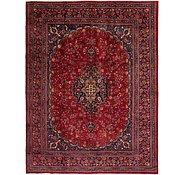 Link to 9' 10 x 12' 10 Mashad Persian Rug