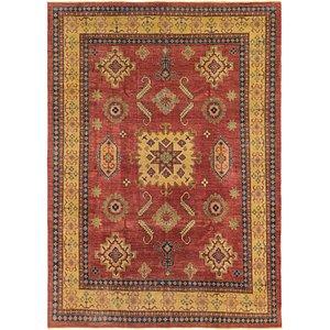 Link to 8' x 11' Kazak Rug item page