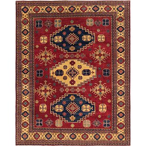 Link to 8' 8 x 11' Kazak Rug item page