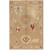 Link to 3' 6 x 5' 2 Oushak Rug