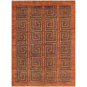 Unique Loom 4' 10 x 6' 5 Kashkuli Gabbeh Rug