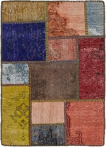 2' 2 x 3' Ultra Vintage Persian Rug