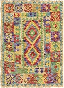 Link to 2' 10 x 4' Kilim Maymana Rug item page
