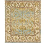 Link to 9' 5 x 11' 2 Oushak Rug