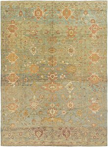 Link to 355cm x 488cm Oushak Rug item page