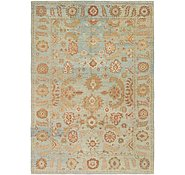Link to 13' 10 x 19' 4 Oushak Rug