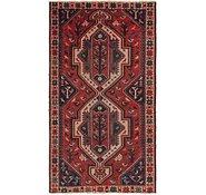 Link to 4' 3 x 7' 6 Hamedan Persian Rug