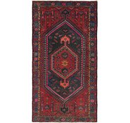 Link to 4' x 7' 7 Zanjan Persian Runner Rug