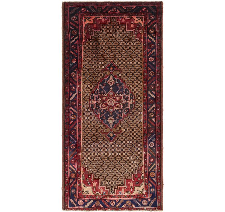 4' 8 x 10' Koliaei Persian Runner ...