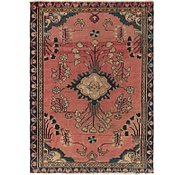 Link to 3' 4 x 4' 8 Hamedan Persian Rug