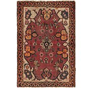 Link to 4' 2 x 6' 2 Hamedan Persian Rug