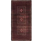 Link to 3' 2 x 6' 5 Balouch Persian Runner Rug