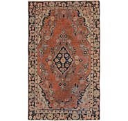 Link to 3' 10 x 6' 4 Hamedan Persian Rug