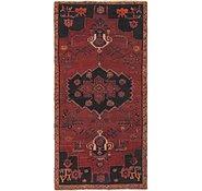 Link to 3' 7 x 7' 2 Hamedan Persian Runner Rug