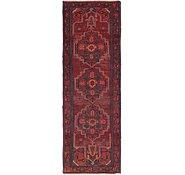 Link to 97cm x 282cm Hamedan Persian Runner Rug