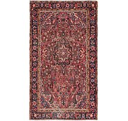 Link to 4' 9 x 8' 2 Borchelu Persian Rug