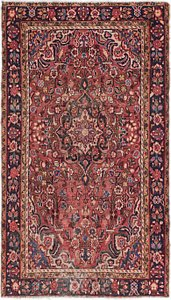 Link to 4' 9 x 8' 2 Borchelu Persian Rug item page
