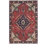 Link to 3' 2 x 4' 8 Tabriz Persian Rug