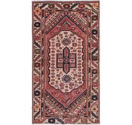 Link to 4' x 7' 2 Hamedan Persian Rug