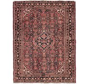 Link to 5' x 6' 5 Hossainabad Persian Rug