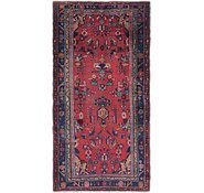 Link to 3' 10 x 7' 7 Hamedan Persian Runner Rug